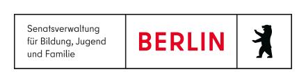 Senatsverwaltung für Bildung, Jugend und Familie Berlin Logo